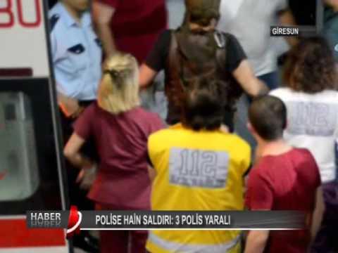 GİRESUN'DA MAYINLI TUZAK (VİDEO)