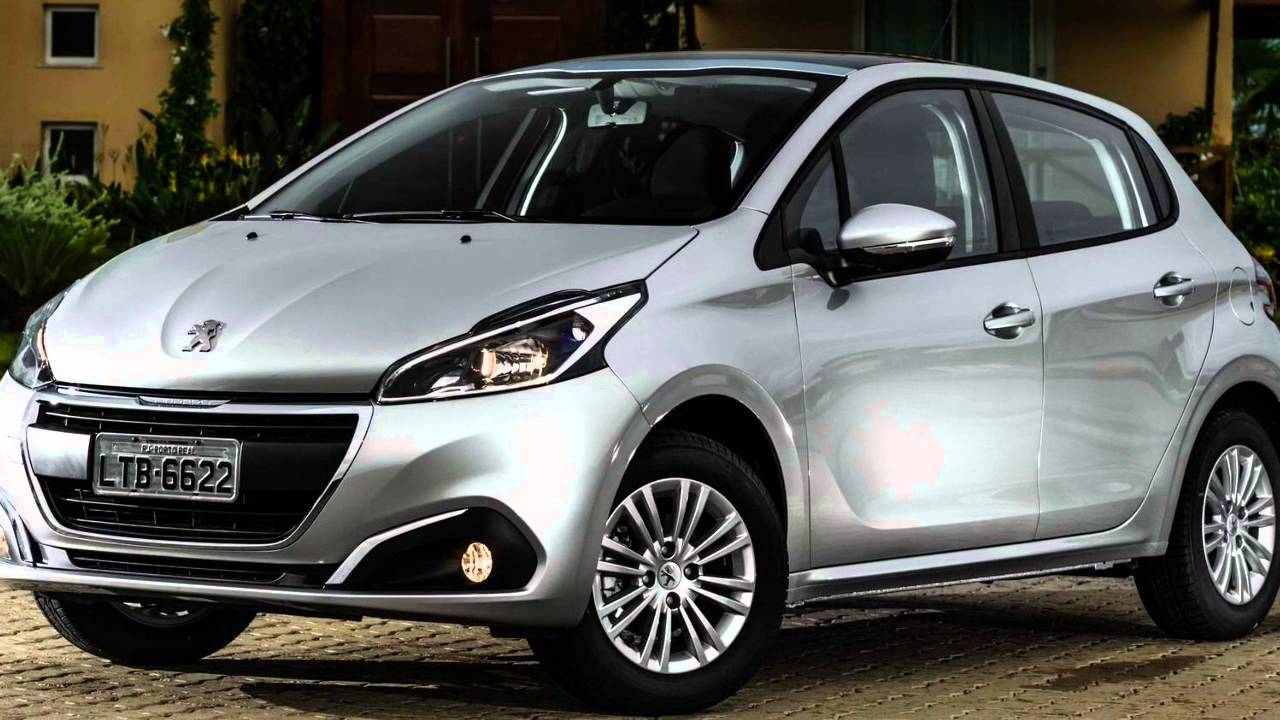2017 peugeot 208 youtube for Peugeot 208 interior 2017