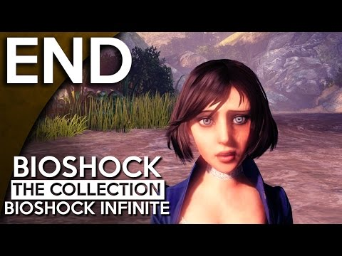 Let's Play BioShock Infinite Blind Part 30 - Ending [BioShock Collection Gameplay]