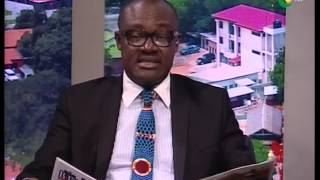 Repeat youtube video Reducing taxes will require more time - Ken Ofori Atta - Newspaper Review [full] - 17/1/2017