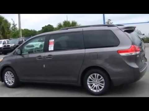 2014 Toyota Sienna 4979   Leesburg FL. Phillips Toyota