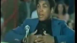 Mohammad Ali - his conversion to Islam