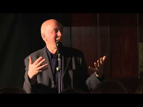 Norman Lovett live comedy and interview | ComComedy