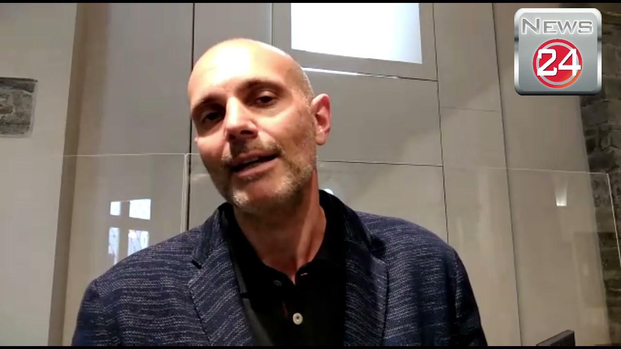Interviste a Pizzi e Folino e visita Palazzo San Francesco a Domodossola