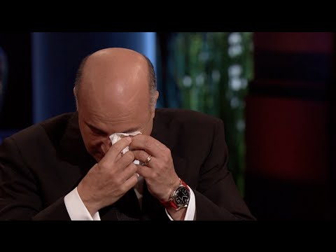 Sharks Get Emotional During Pitch  Shark Tank