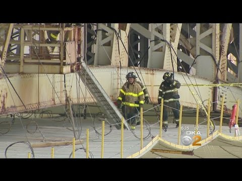 Firefighters Who Fought Liberty Bridge Fire Tell Their Story