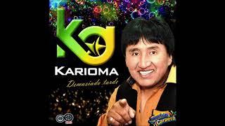Karioma - Hasta El Amanecer -  Nuevo! - 2018 - MC -