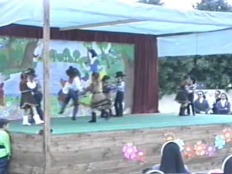 Santa Clara Day Nursery Dance Troup