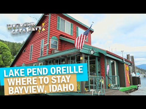 Idaho, Bayview - Float House - Weekend Getaways Ep3 - Places To Stay - Vacation Rental