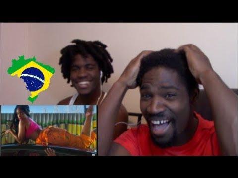 IZA - Pesadão Participação especial Marcelo Falcão REACTION