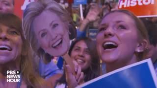 بالفيديو.. رسميا.. هيلاري كلينتون أول امرأة تخوض انتخابات رئاسة أمريكا