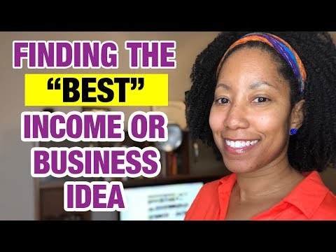 "Find The ""BEST"" Way to Make Money Online That Fits YOU!"
