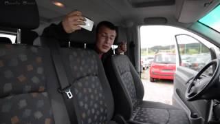 Автомобили test Mercedes Benz Vito из Германии