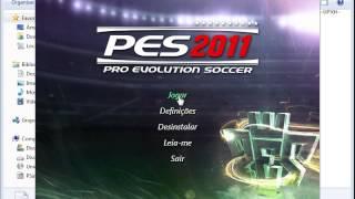Como instalar o Pes 2011 de 2 cds no seu pc