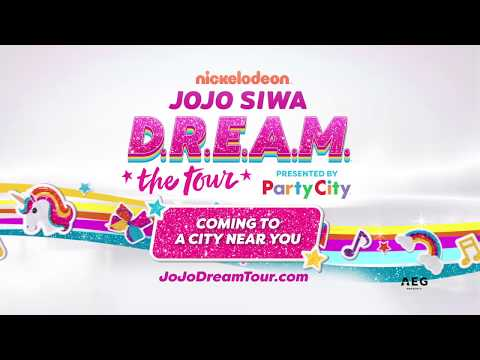736d0c86ddcfa JoJo Siwa D.R.E.A.M. The Tour - Mohegan Sun Arena