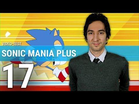 SONIC MANIA PLUS : Le Sonic 2D ultime | TEST