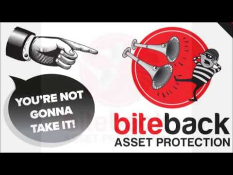 Bite Back Asset Protection Ltd - burglar alarm and fog canon demonstrations
