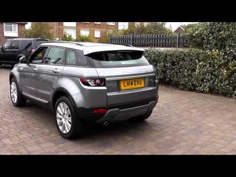 Beadles Orkney Grey 2014 Land Rover Range Rover Evoque Prestige Lux 2 ...