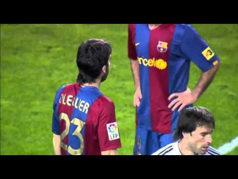 FC Barcelona - CF Real Madrid 2007-03-10