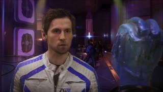 Mass Effect Andromeda Flirt - Game Two
