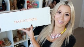 Clothing Haul! (Daily Look)