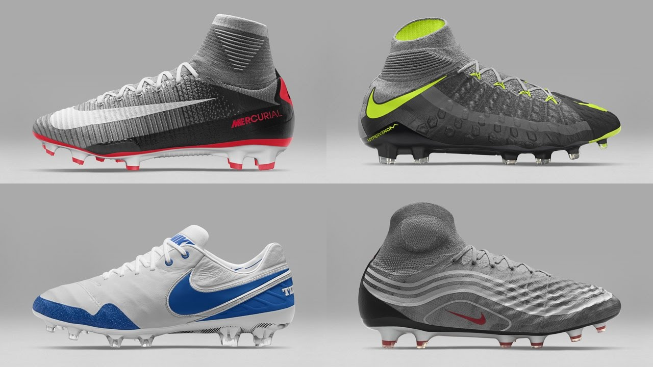 Nike Football Air Max Icons Released