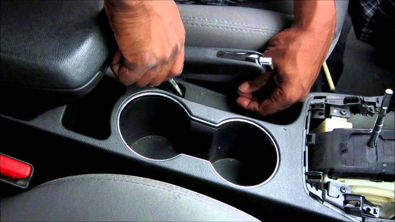 Accentglowled Cup Holders Install In My 2013 Hyundai Elantra Led Wiring Diagram