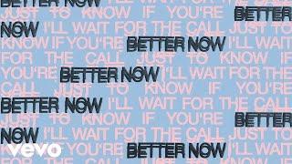 Oh Wonder - Better Now ( Audio)