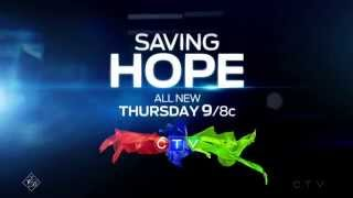 "Saving Hope Promo for ""Kiss Me Goodbye"" (3.02)"
