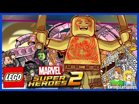Lego Marvel 2 DLC Awesome Mix VOL. 2 Level Pack (Guardians of the Galaxy)