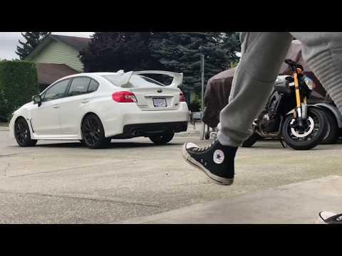 2018 Subaru Sti - Morning Drive