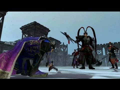 Dynasty Warriors 8: Xtreme Legends - All Lu Bu's Cutscenes in English Translated Subtitles (Part 2)