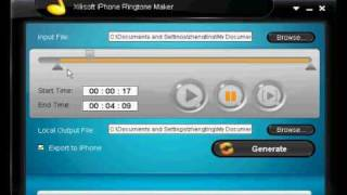 How to make free iPhone ringtone