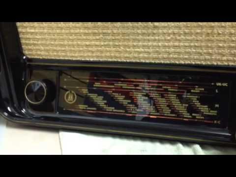 Metz radio 1950