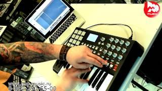 MIDI-клавиатура AKAI MPK25