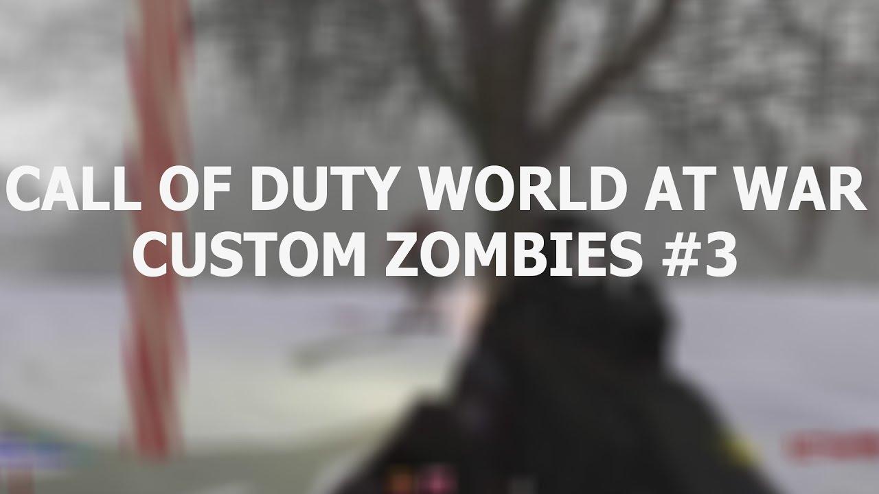 UGX CHRISTMAS CALL OF DUTY CUSTOM ZOMBIES! #3 GUN GAME - YouTube