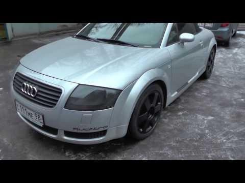 Выбираем б\у авто AUDI TT (бюджет 500-600тр)