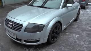 видео Подробный обзор автомобиля Ауди TT ( Audi TT ) 2014 года