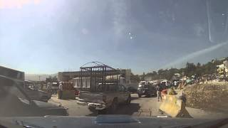Port-au-Prince, Haiti - New Viaduct Under Construction in Delmas - Oct 2014
