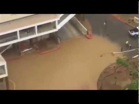 Guam EPA investigating video of apparent runoff pumped into sea