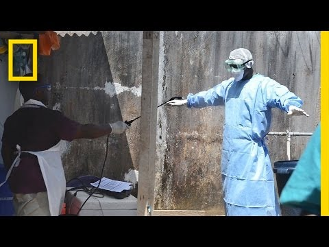 Inside an Ebola Clinic in West Africa | National Geographic