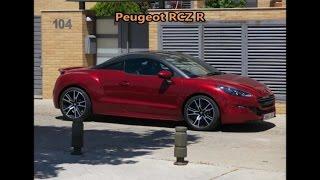 Peugeot RCZ R - Prueba en Portalcoches