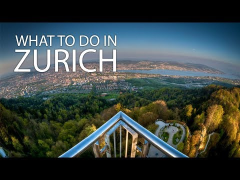 TOP 5 things to do in Zurich | Switzerland