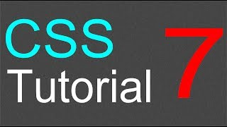 CSS Tutorial for Beginners - 07 - More on Classes in CSS
