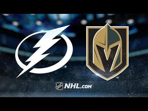 Tampa Bay Lightning vs Vegas Golden Knights – Oct.26, 2018 | Game Highlights | NHL 18/19 | Обзор