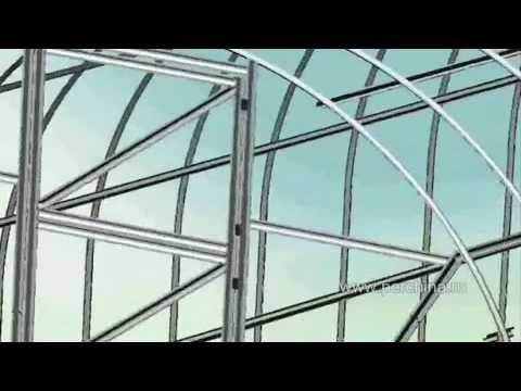 Видео ролик сборки каркаса