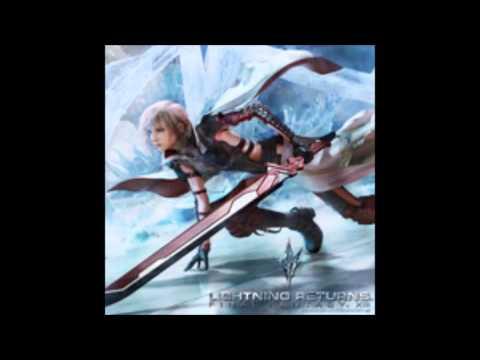 Lightning Retuns FINAL FANTASY XIII   Lightning Returns Battle Theme Single