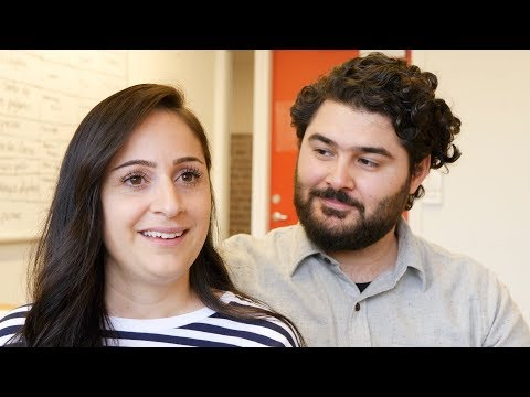 Isabella och Salwan om sfi