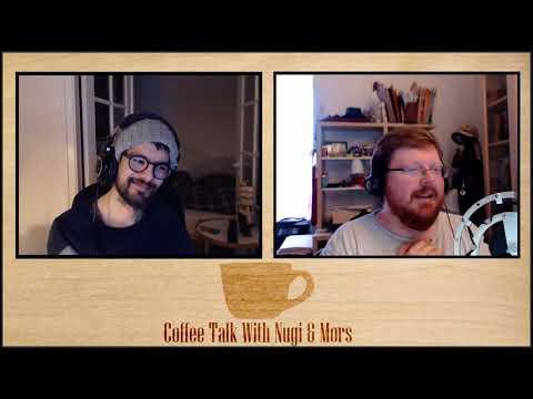 Coffee Talk #29 - Between two ferns
