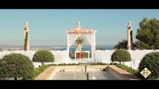 Luxushochzeit in 5-Stern-Hotel in Mallorca- organisiert by Mallorca Princess